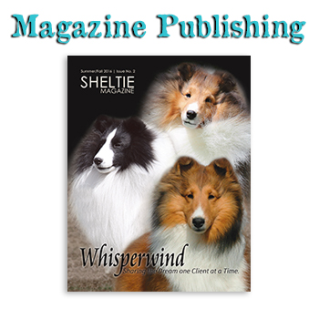 dog magazine publisher and buyer